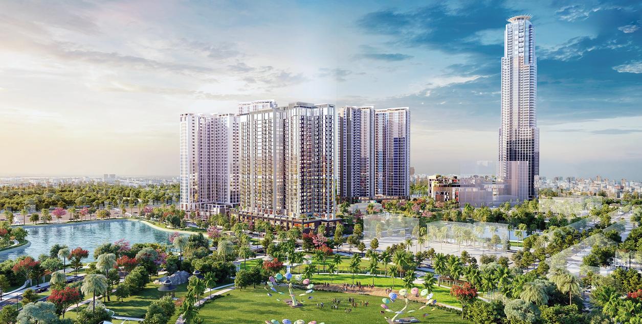 Tổng quan dự án Eco Green Sài Gòn.